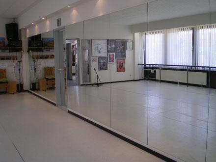 Im Tanzstudio